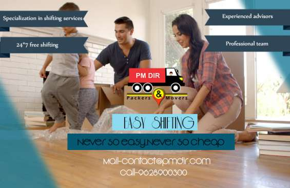 Moving and packing service in lucknow at lowest price