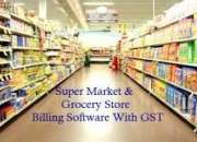 Super Market, Grocery & Kirana Store Billing Inventory Software