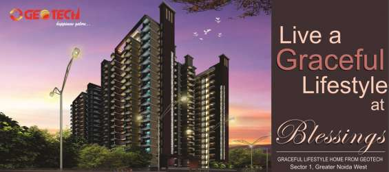 2/3 bhk popular and ultra-constructed flats in the peaceful& luxurious locality at noida