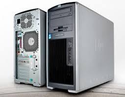 Hp xw8400 workstation rental & sales bangalore