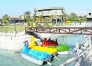 Resort with adventure activities in Corbett
