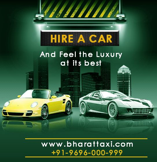 Car rental services in bangalore by bharat taxi