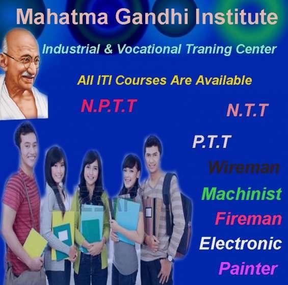 Diploma courses from mgiti institute