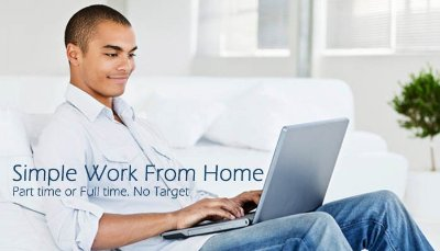 Free online ad posting job - work from home or office