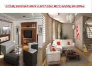 Godrej Bavdhan offer living and affordable home for living