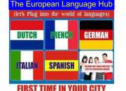 learn german french spanish italian classes at ELH Mathura Call 7991399927
