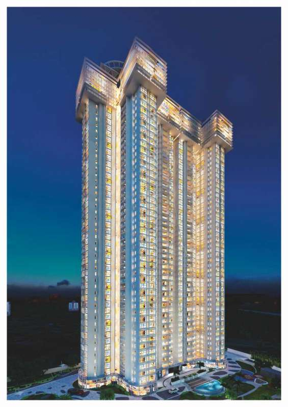 The presidential tower, the tallest residential tower at yeshwanthpur, bangalore