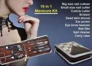10 in 1 Manicure kit