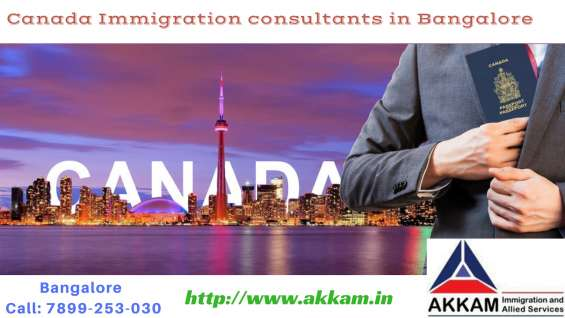 Canada immigration consultants in bangalore | akkam immigration services