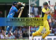 Cricket match tips for india vs australia series