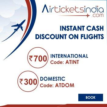 International flight booking