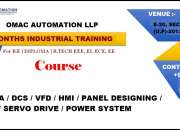 Job for Fresher Engineers with Industrial Training