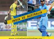 Sure cricket session tips about india vs australia series