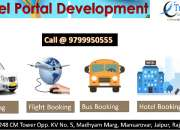 eTraveledge respectable travel development company Jaipur