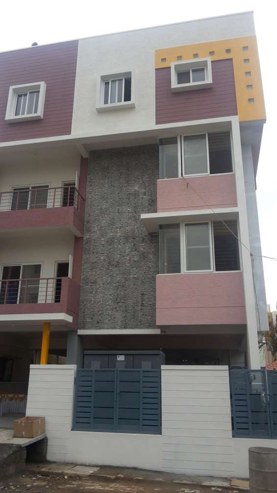 4 new modern flats for rent in kasawannahalli , sharjapur ( near wipro head office )