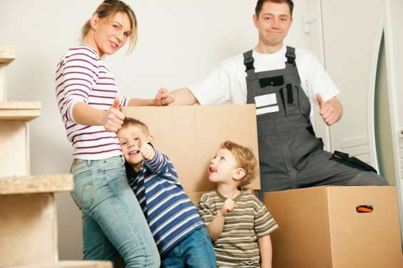 Electronic city packers and movers