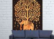 Mindblowing wall hanging from Handicrunch