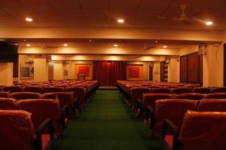New auditorium in indore