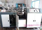 Paper cup making machine manufacturer - bharath paper cup machines