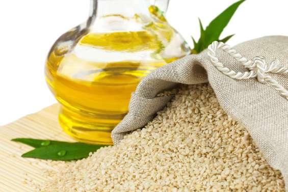 Unrefined groundnut oil | sesame oil brands in india | chekku gingelly oil