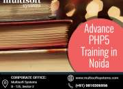 Advance PHP5 Training in Noida