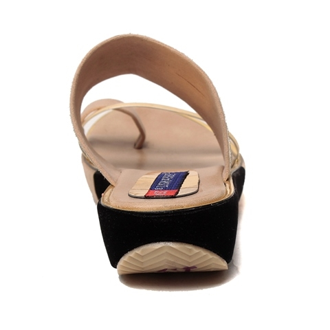 Pictures of Designer pair of wedge in 45% off- 3 color options at shoppyzip. 4