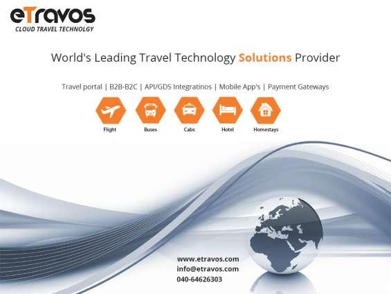 Etravos is global travel cloud platform to travelpreneurs