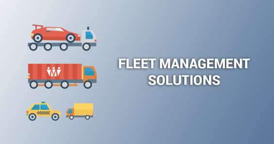 Fleet management solutions for fleet businesses