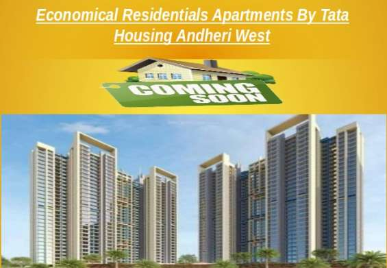 Living comfort life with tata housing andheri west