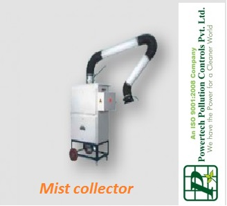 Mist collector manufacturers@mistcollectorindia