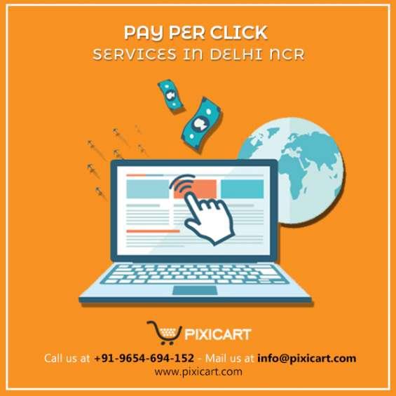 Per pay click services in pritampura/nsp- ppc in pritampura