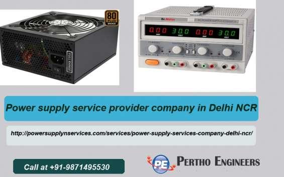 Power supply service provider company in delhi ncr
