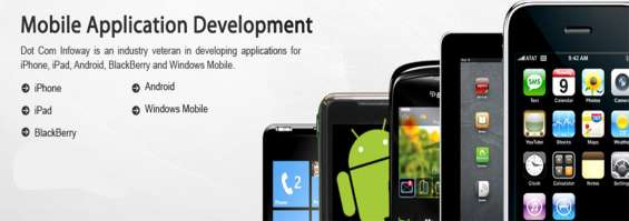 Mcm imfotech providing best mobile application development services in india