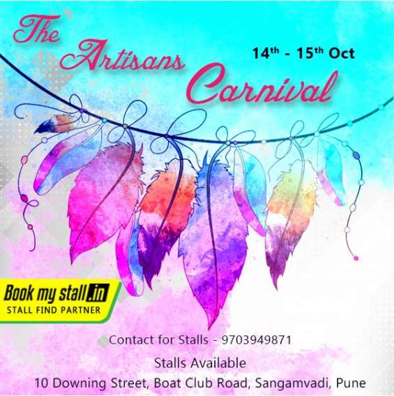 The artisans carnival in pune