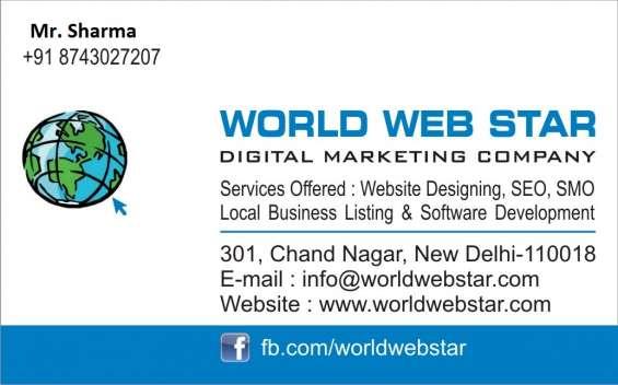 Best digital marketing company- best seo agency & website designing company