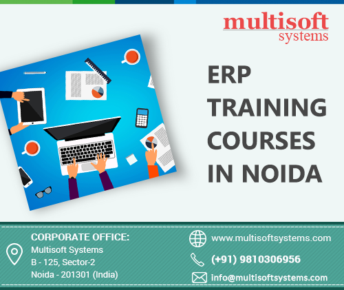 Erp training courses in noida