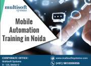 Mobile Automation Training in Noida
