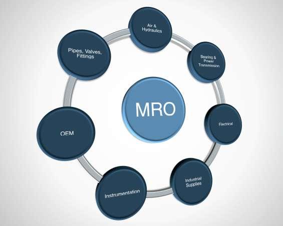 Mro inventory liquidation
