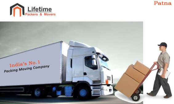 Packers and movers in patna bihar - lifetimeindiapackers