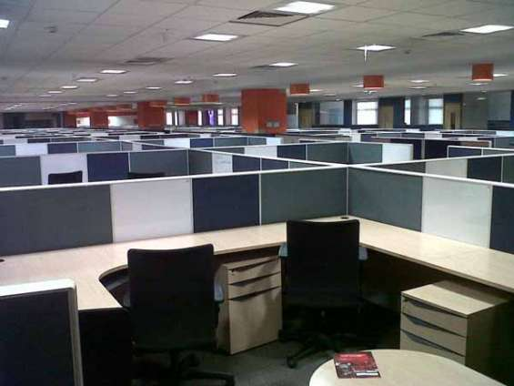 Individual office space on rent 4000sqft - with power backup at guindy