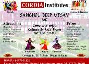 Invitation: deep utsav at cordia institutes