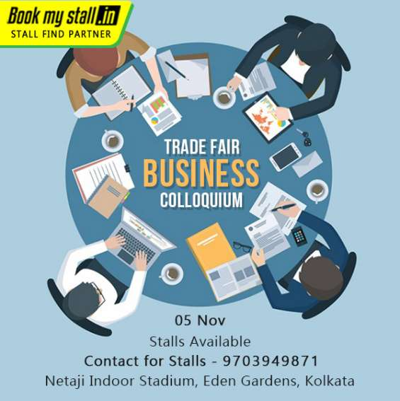 Kolkata business colloquium ,date; 5th nov 2017