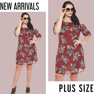 Latest plus size clothing collection online at oxolloxo