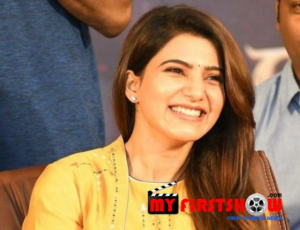 Samantha inspire others in tollywood