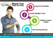 Taxi Services in Chennai - Bharat Taxi
