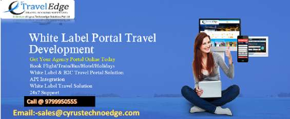 Travel booking software development company in jaipur