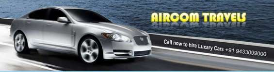 Book the cars for guests to pick them up from city terminals with aircom travels