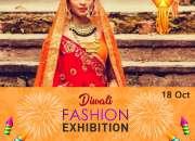 Diwali Fashion Exibition 2017 in Delhi