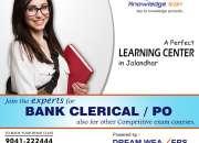 No.1 Training Centre for Bank PO in Jalandhar