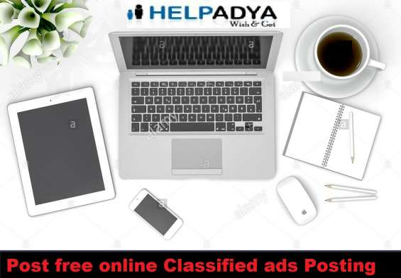 Post free online classified ads posting